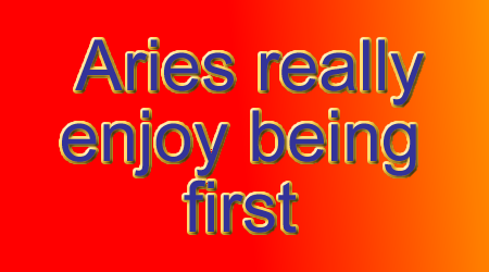 Good Ideas Speed Across Aries Mind